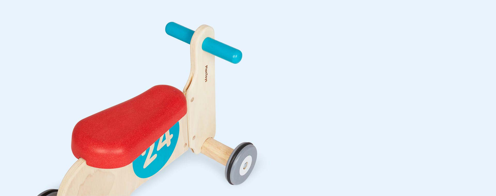 Multi Plan Toys Bike Ride-On