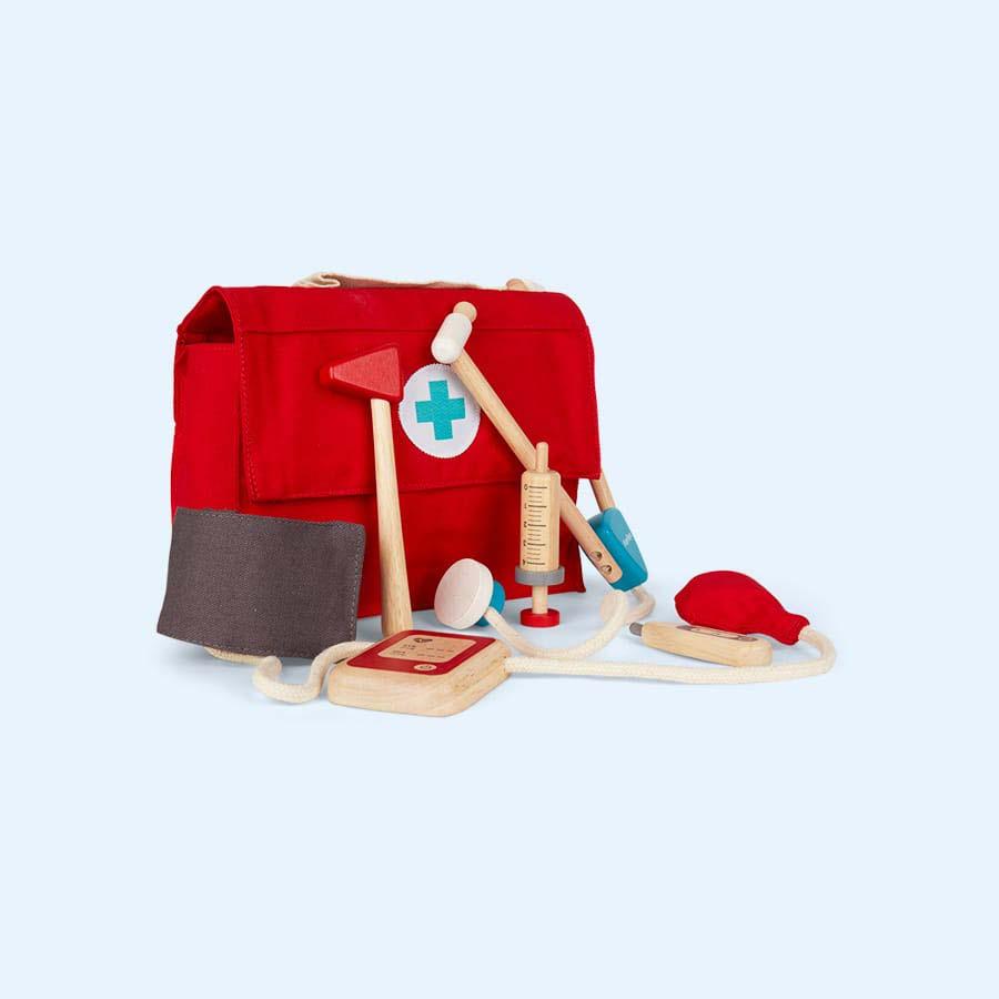 Multi Plan Toys Doctors Set