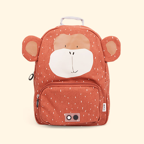 Mr. Monkey Trixie Animal Backpack