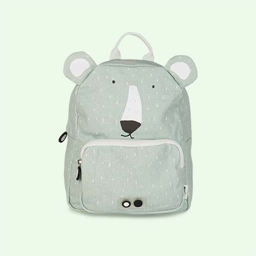 Mr Polar Bear Trixie Animal Backpack