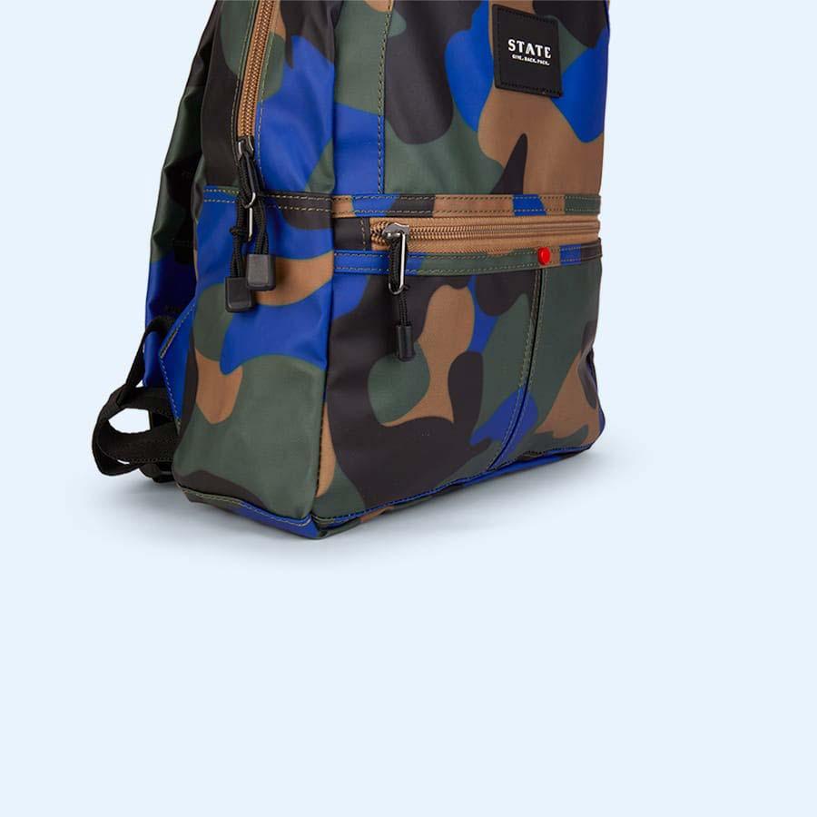 Camo STATE Bags Mini Kane Camo Backpack