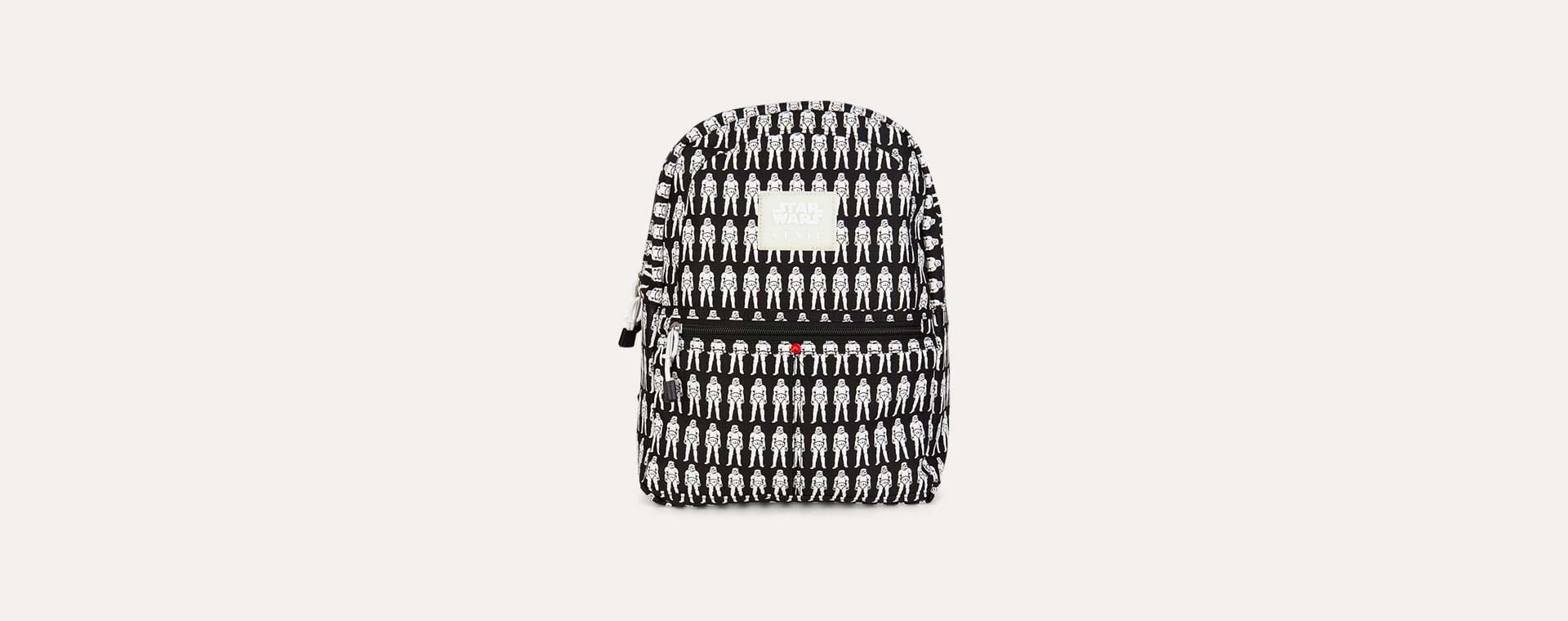 Black STATE Bags Mini Kane Storm Trooper Backpack