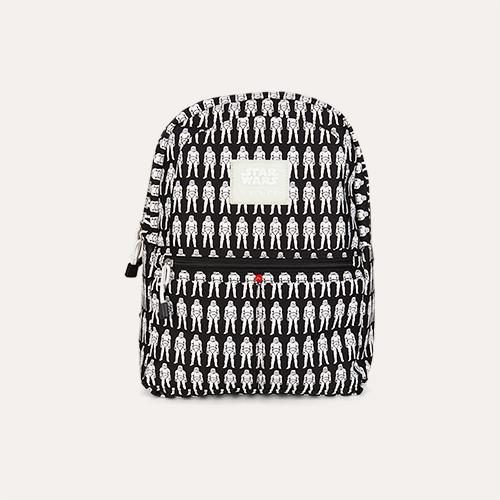 Black STATE Bags Mini Kane Storm Trooper Backpack