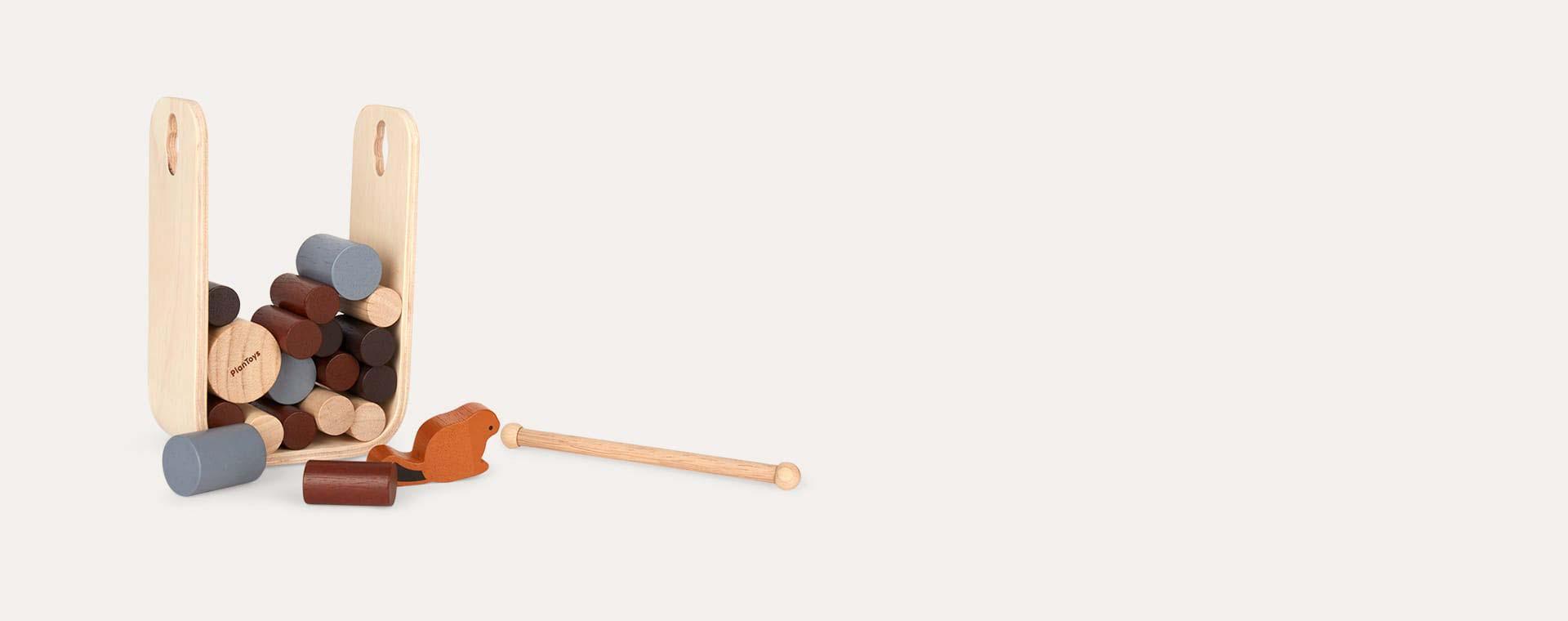 Multi Plan Toys Timber Tumble