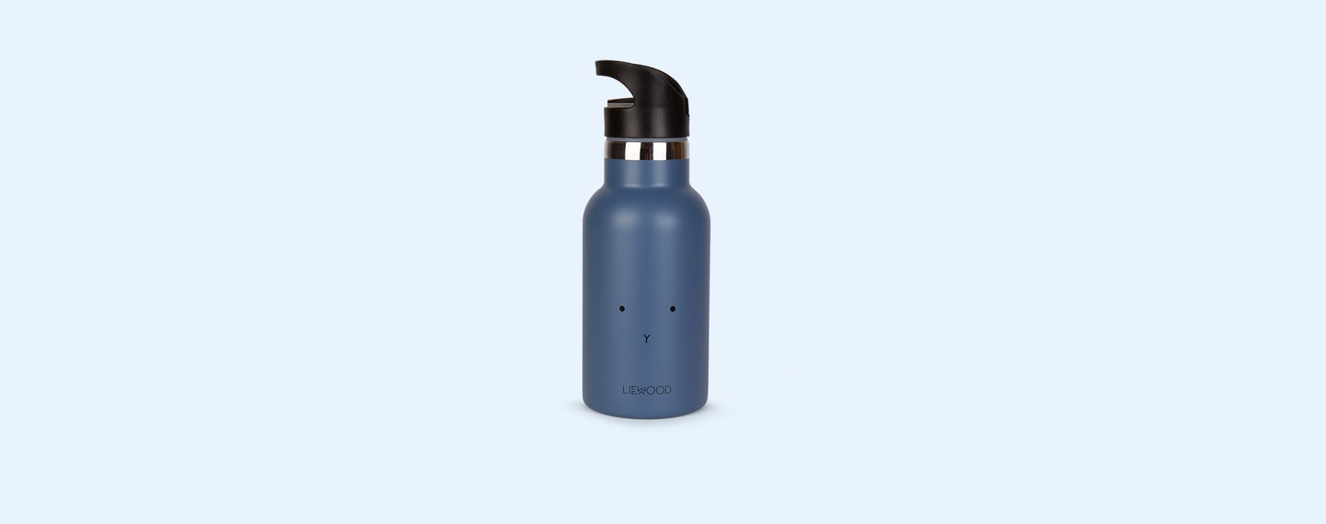 Rabbit Blue Wave Liewood Anker Water Bottle