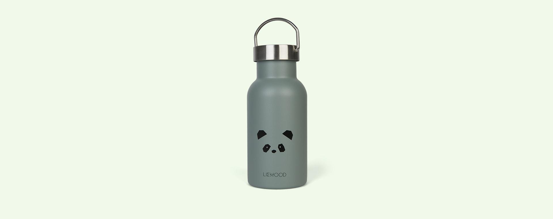 Panda peppermint Liewood Anker Water Bottle