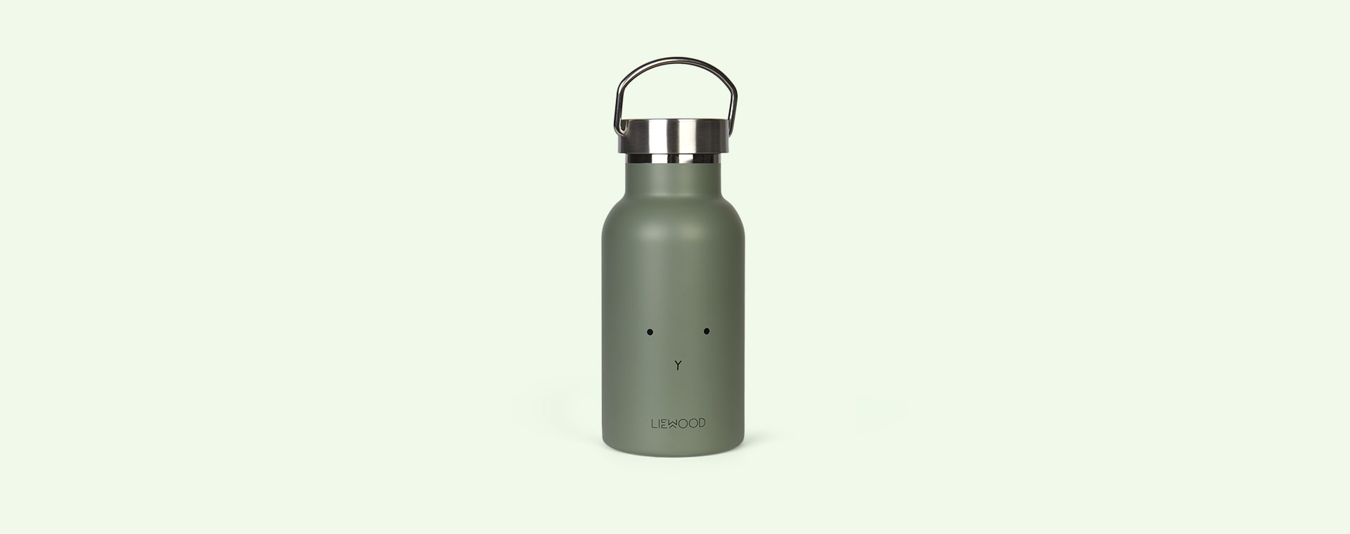 Rabbit Faune Green Liewood Anker Water Bottle