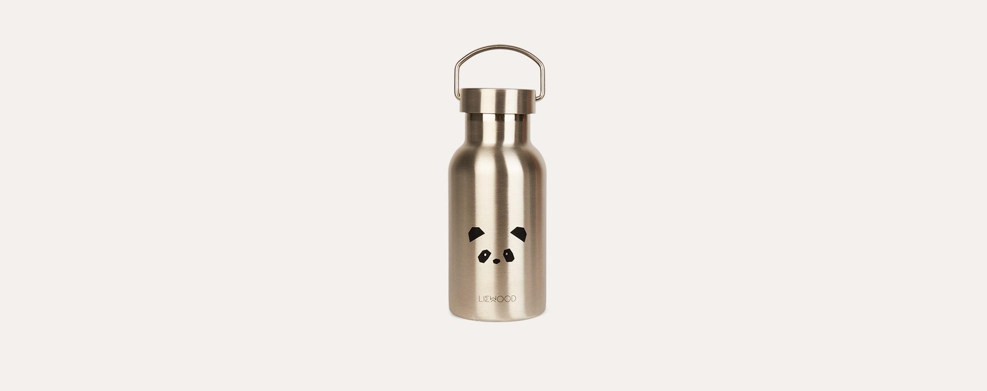 Panda Stainless Steel Liewood Anker Water Bottle