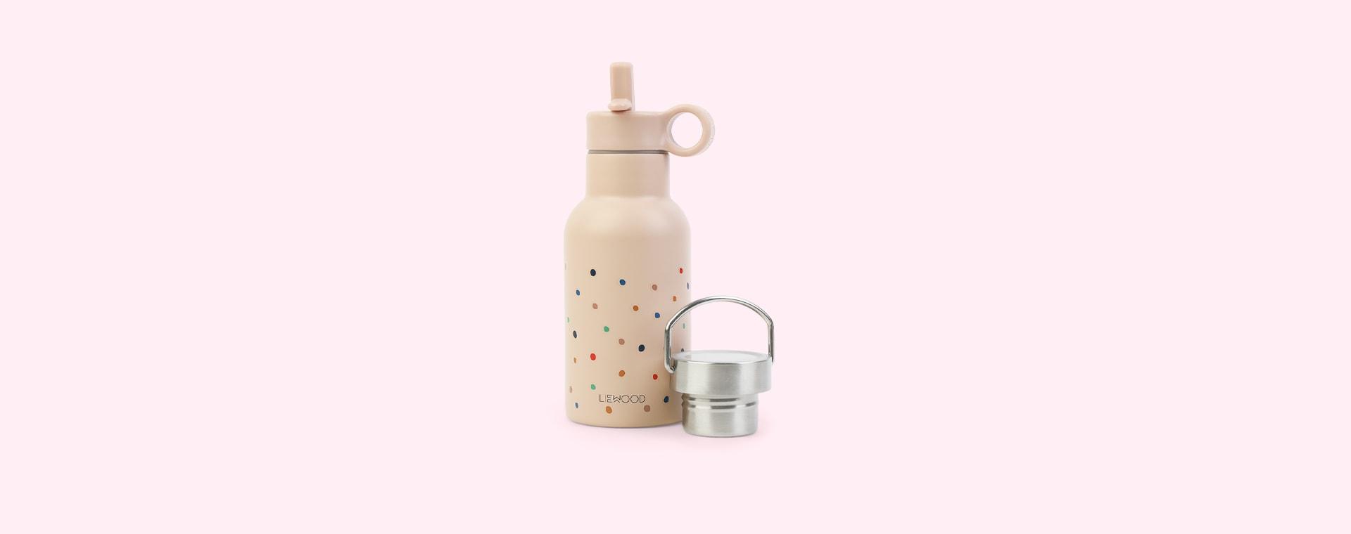 Confetti mix Liewood Anker Water Bottle