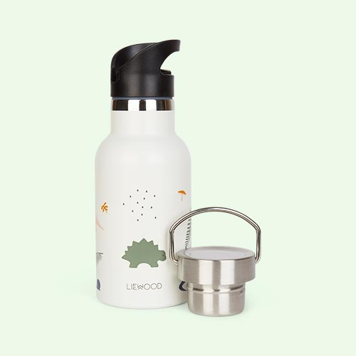 Dino Mix Liewood Anker Water Bottle