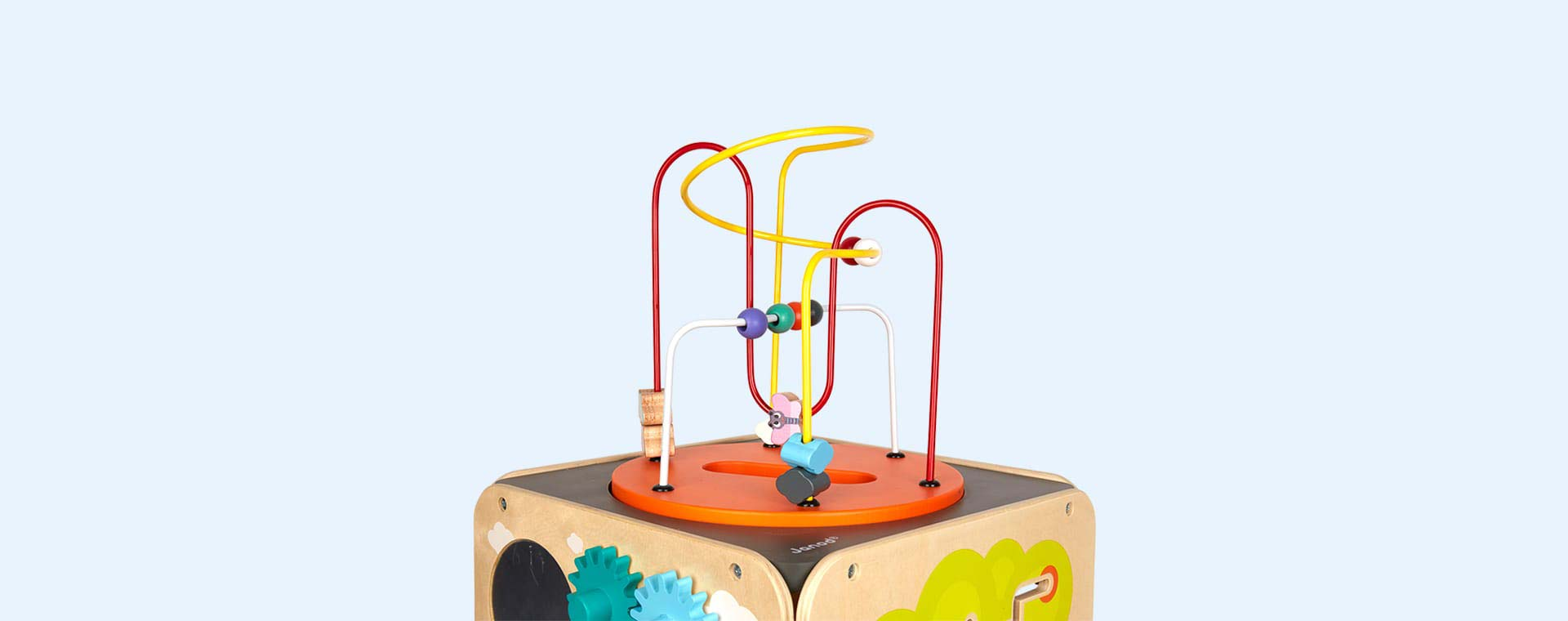 Multi Janod Multi-Activity Looping Toy