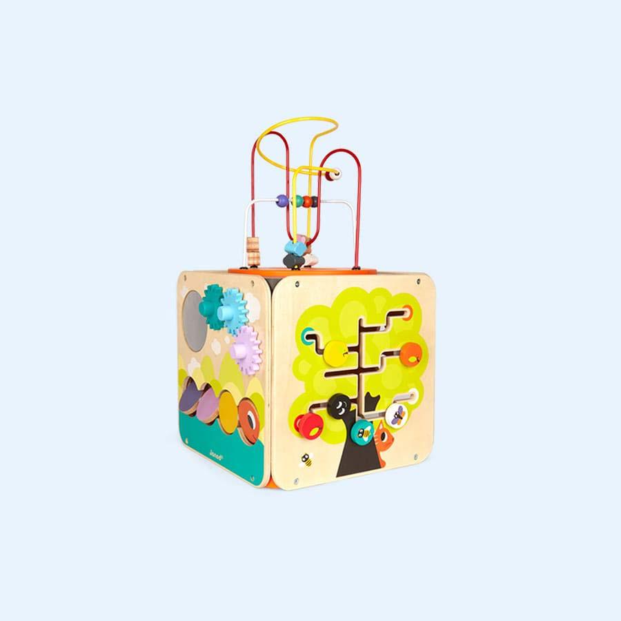 Multi Janod Multi-Activity Looping Toy
