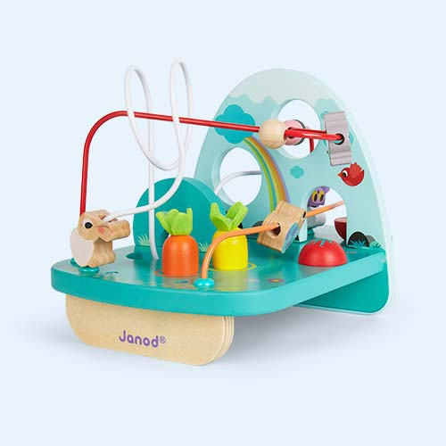 Multi Janod Rabbit And Co Looping Puzzle