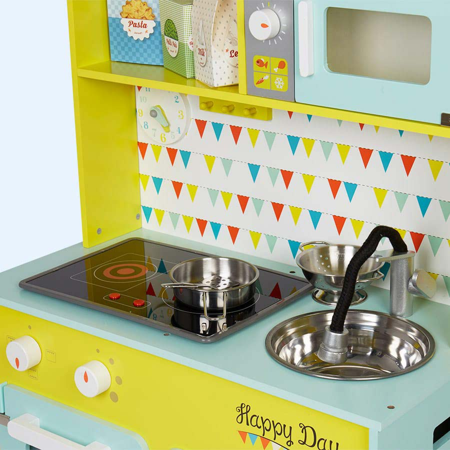 Multi Janod Happy Day Cooker