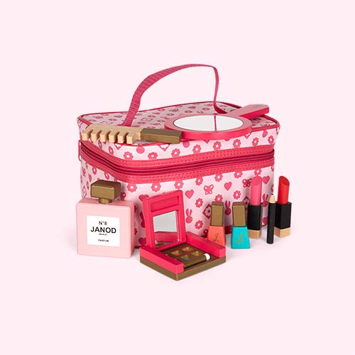 Pink Janod Little Miss Vanity Set