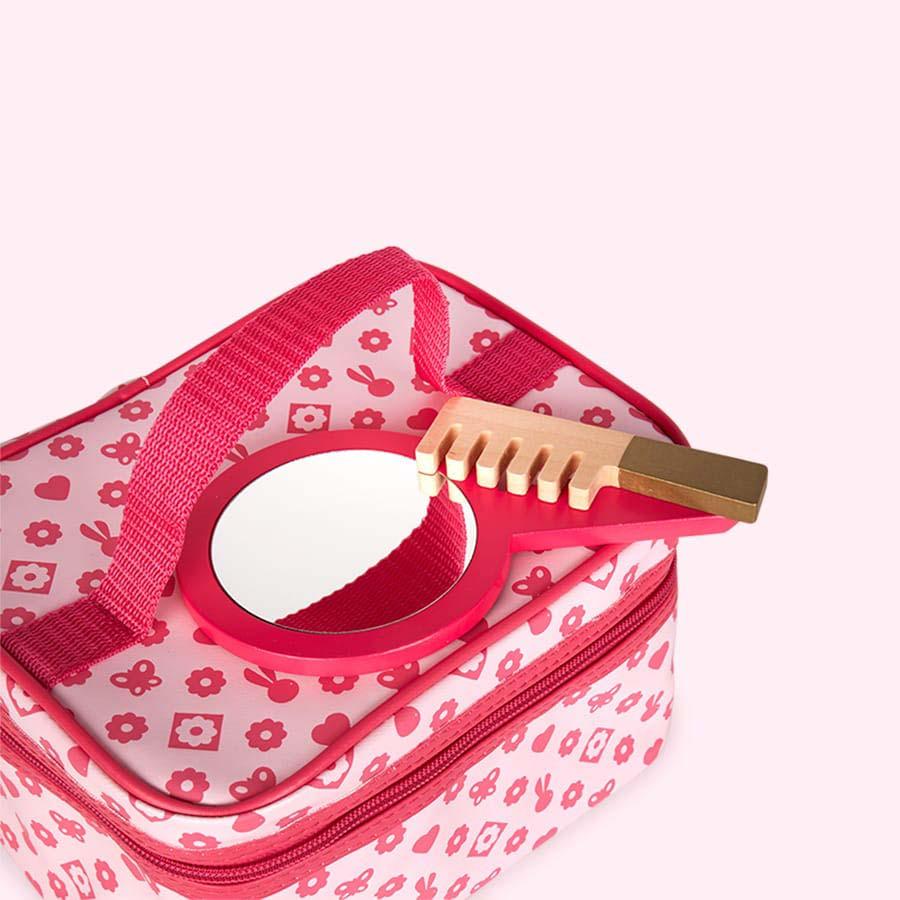 Pink Janod Little Miss Vanity Set