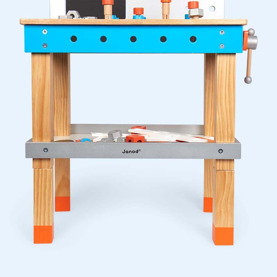 Multi Janod Brico'Kids DIY Giant Magnetic Workbench