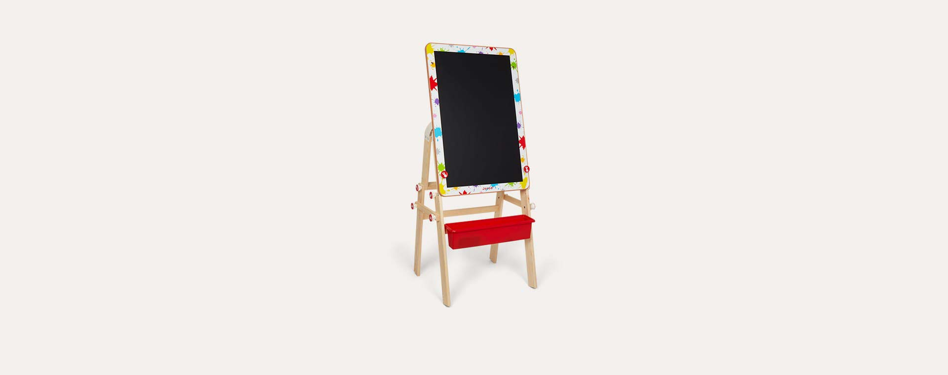 Multi Janod Splash 2-In-1 Convertible Desk And Easel