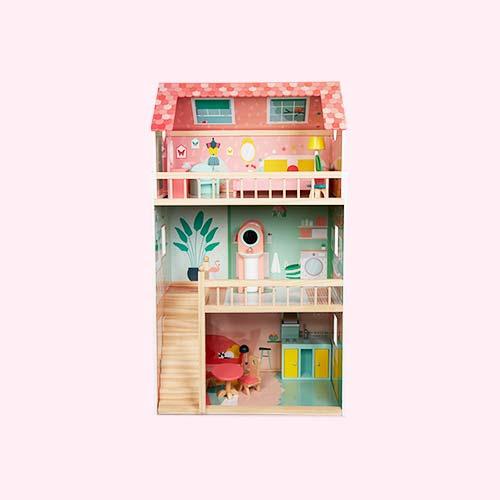 Multi Janod Happy Day Dolls House
