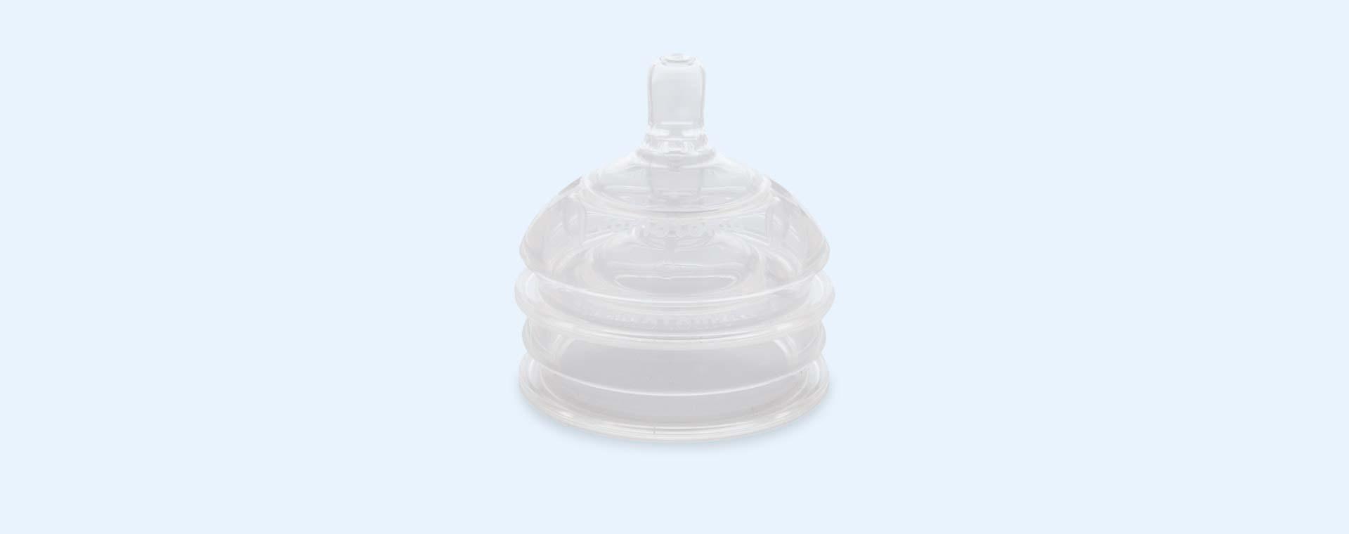 Green Como Tomo Baby Bottles 5oz 2 Pack Free Shipping Slow Flow