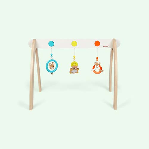 Multi Janod Baby Pop Activity Gym