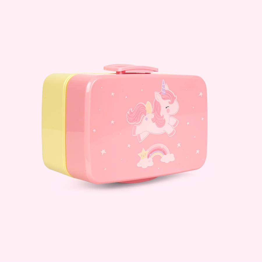 Unicorn A Little Lovely Company Lunch Box