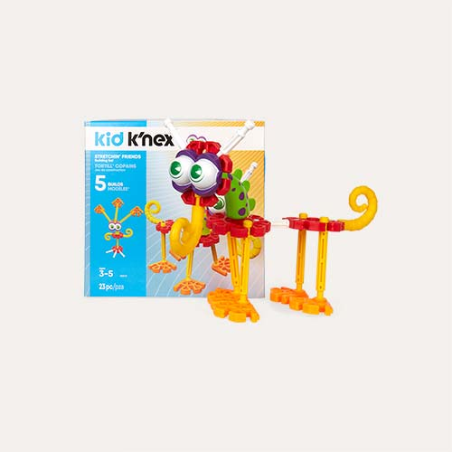 Multi K'Nex Stretchin' Friends Building Set