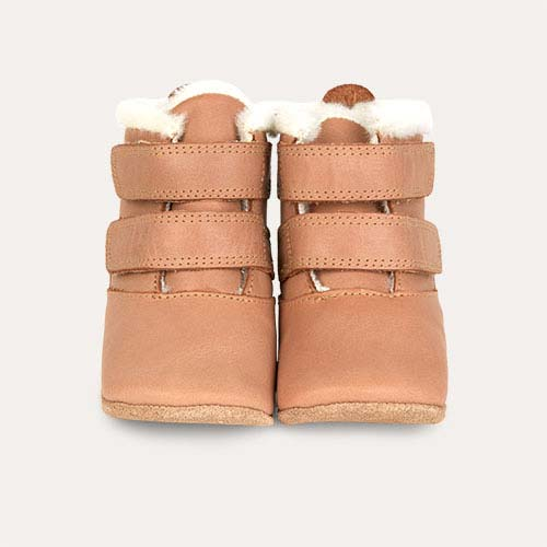 Caramel Bobux Aspen Soft Sole Boot