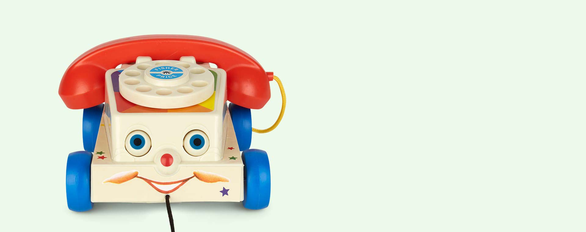 Multi Fisher Price Classic Toys Classic Chatter Phone