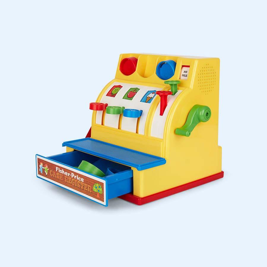 Multi Fisher Price Classic Toys Cash Register