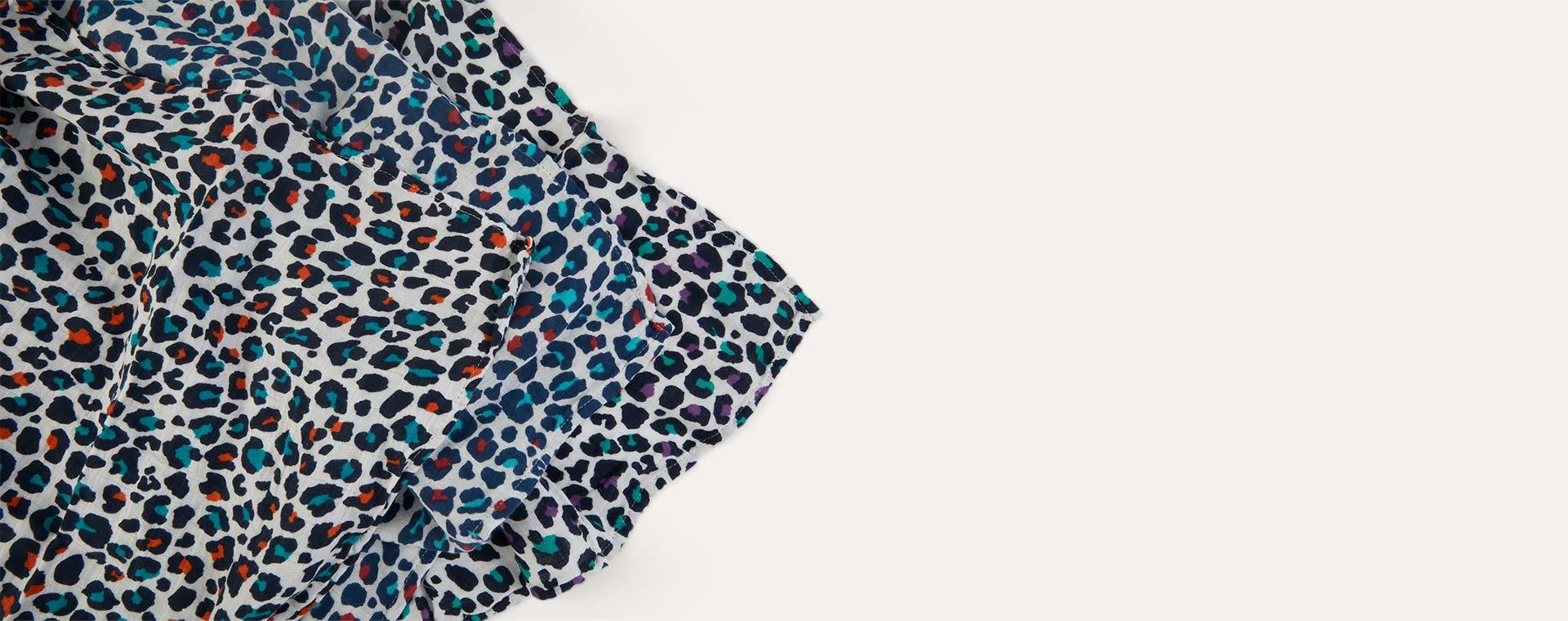 Leopard Etta Loves Sensory Muslins - 3 Pack