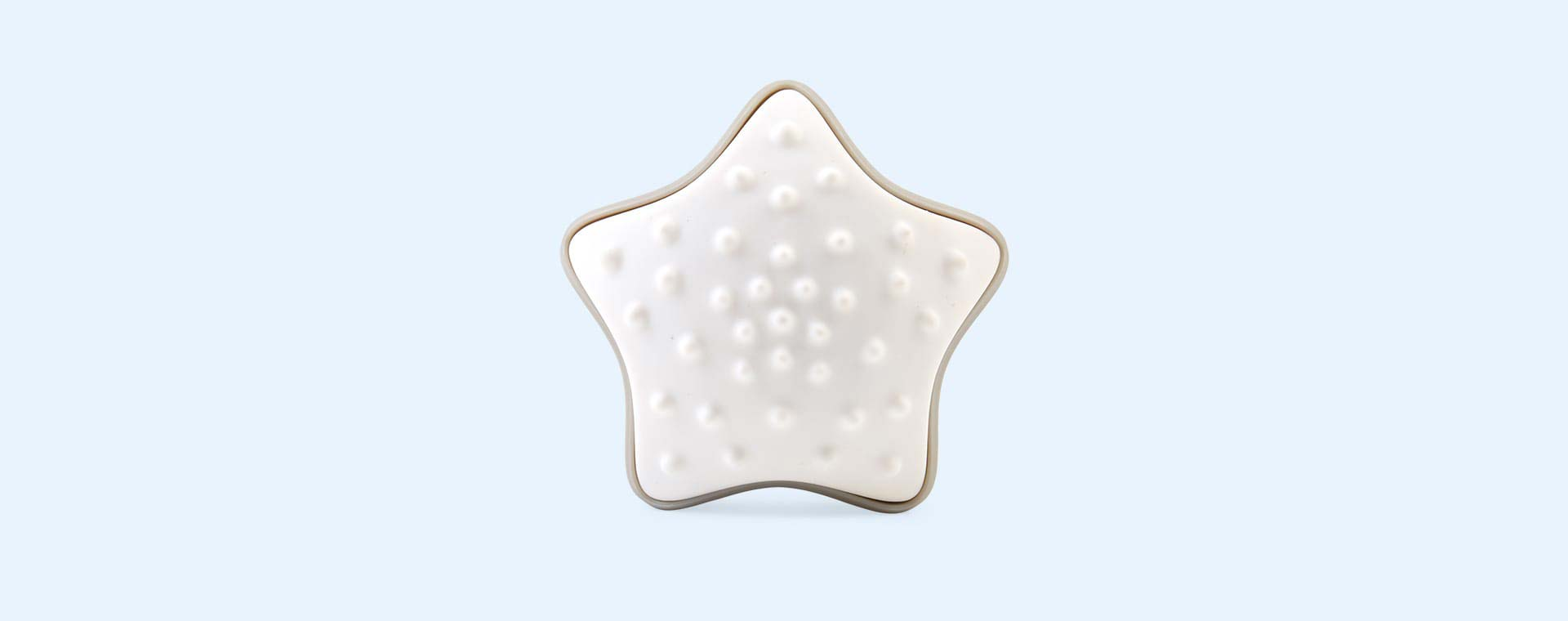 White Shnuggle Wishy Bath Toy