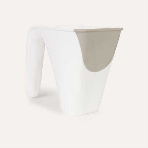 White Shnuggle Washy Bath Jug