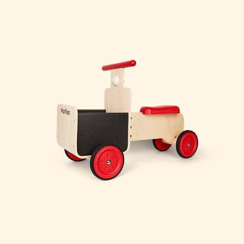 Neutral Plan Toys Delivery Bike