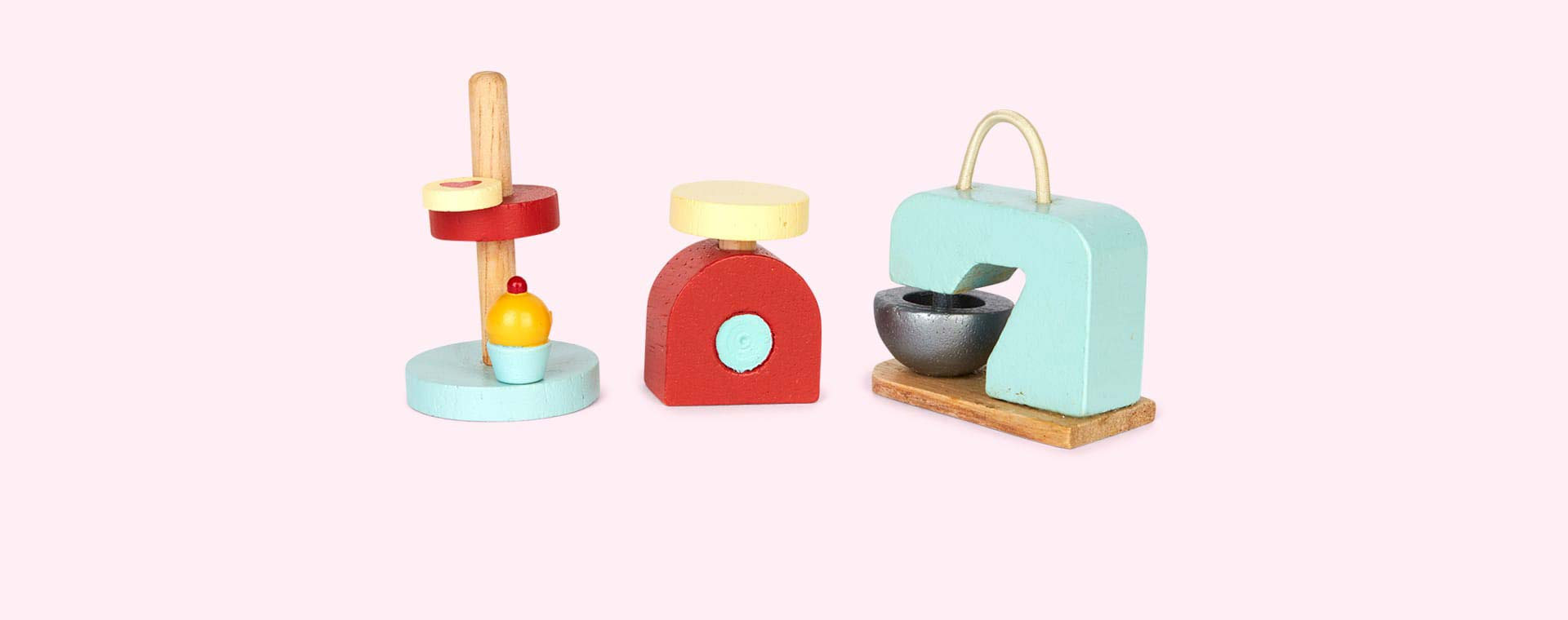 Make & Bake Le Toy Van Make & Bake Accessory Pack