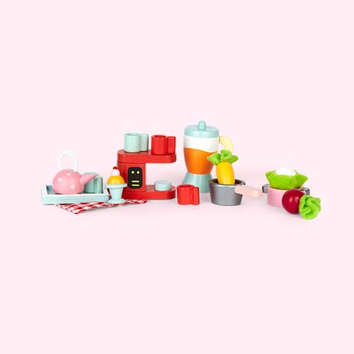 Tea Time Le Toy Van Tea Time Kitchen Accessory Pack