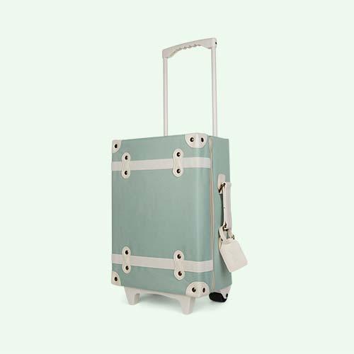 Mint Olli Ella See-Ya Suitcase