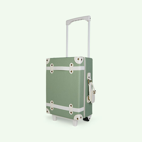 Sage Olli Ella See-Ya Suitcase