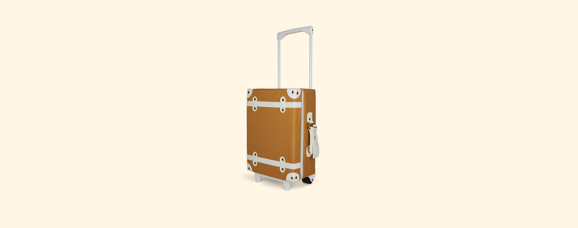 Apricot Olli Ella See-Ya Suitcase