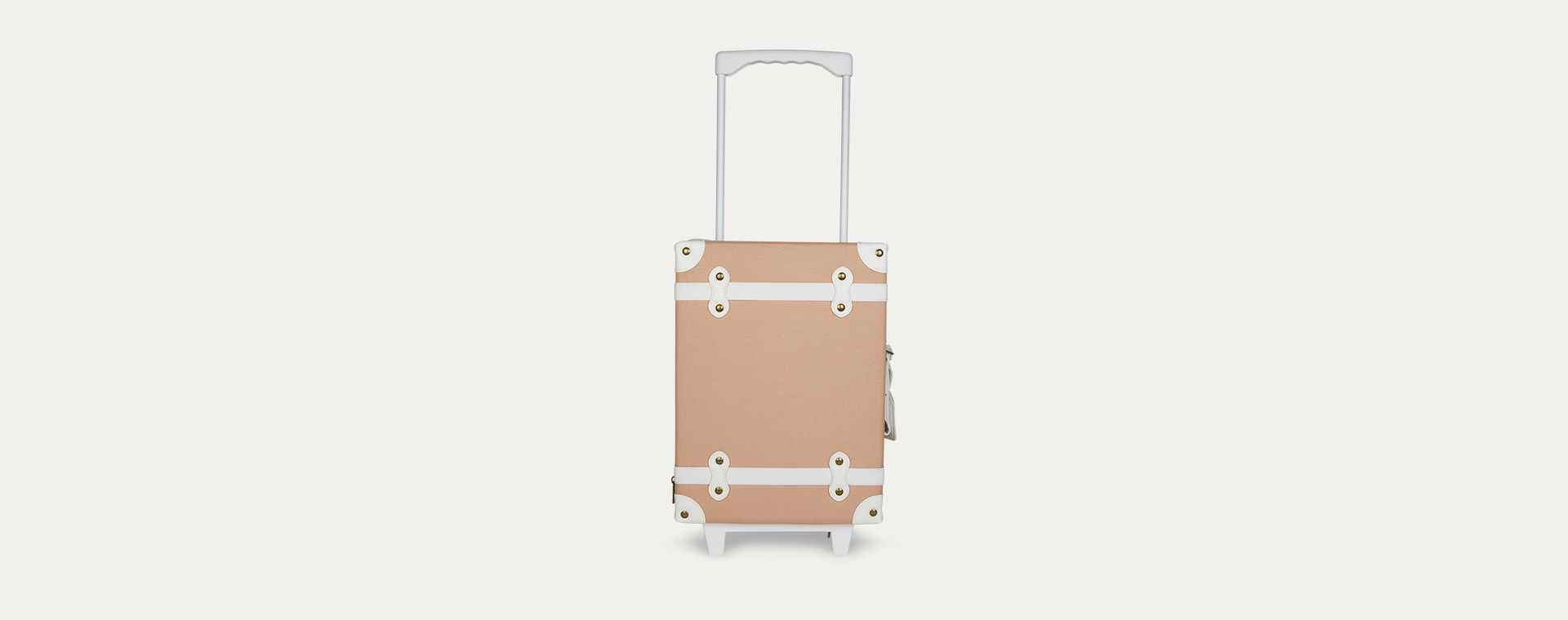 Blush Olli Ella See-Ya Suitcase