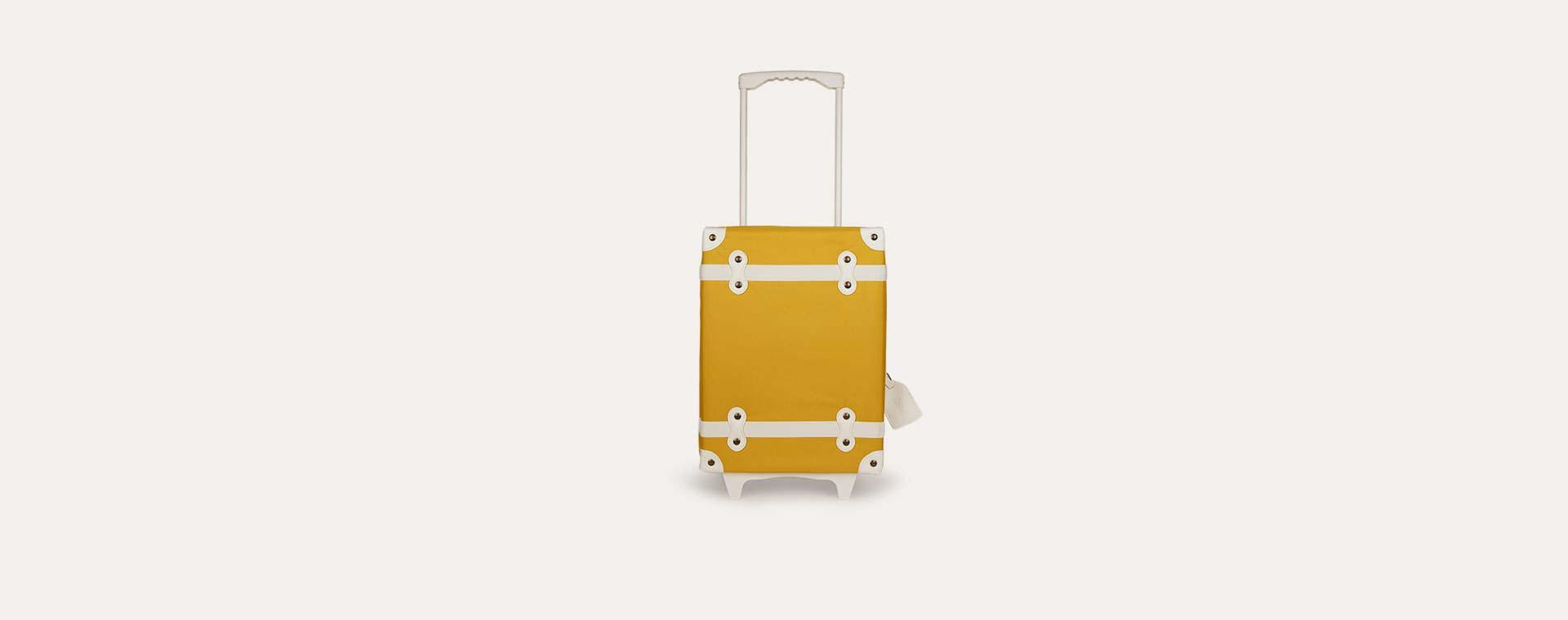 Mustard Olli Ella See-Ya Suitcase