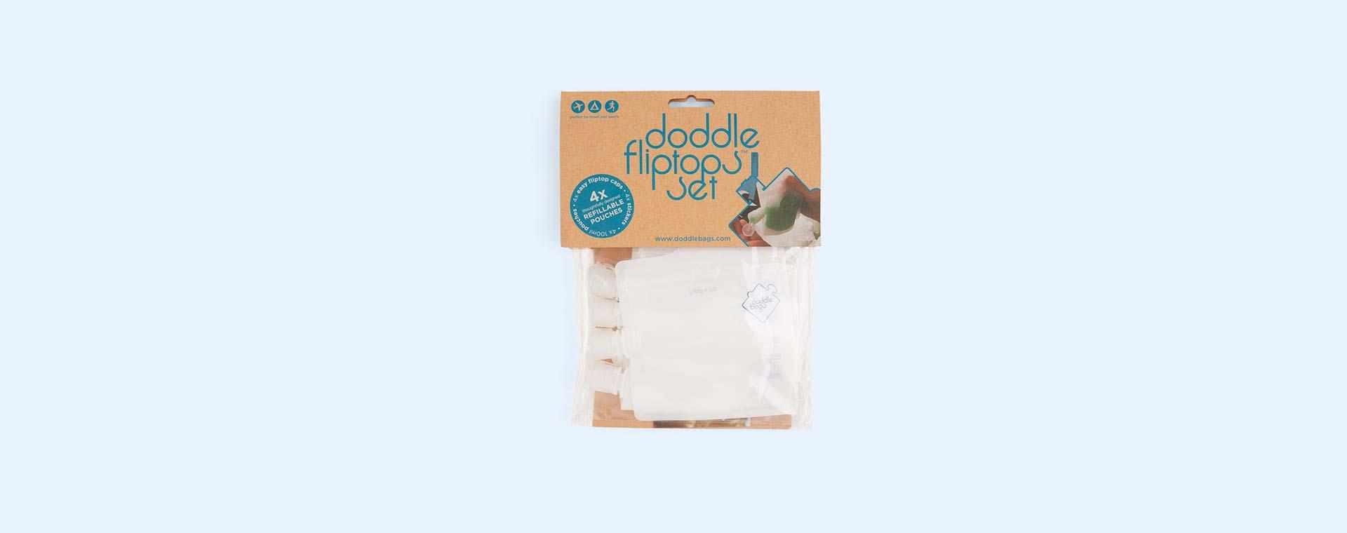 Multi DoddleBags Doddle Flip Top Set - 4 Pack