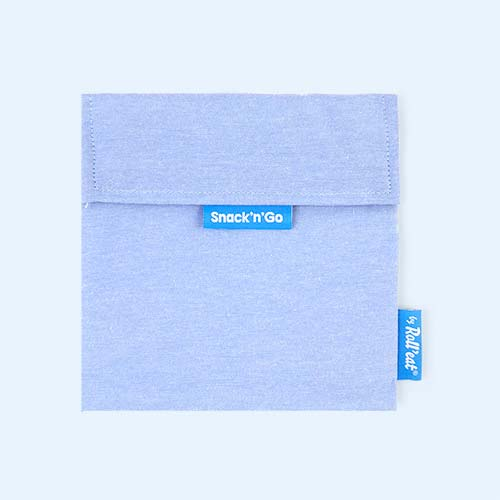 Blue Roll'eat Snack Bag