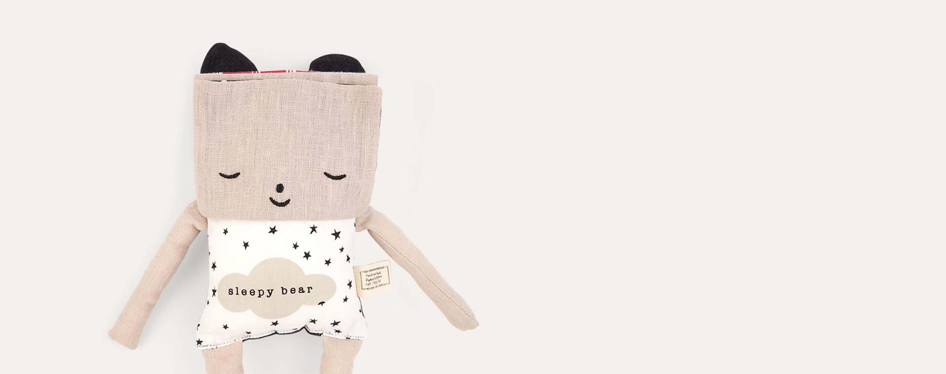 Bear Wee Gallery Flippy Friend