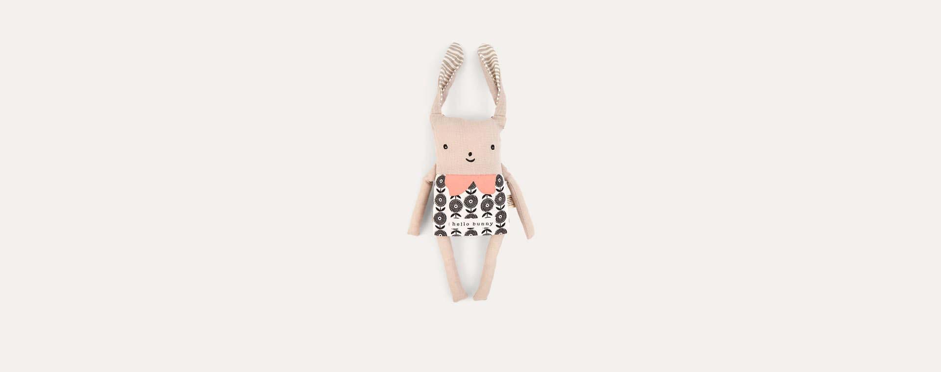 Rabbit Wee Gallery Flippy Friend