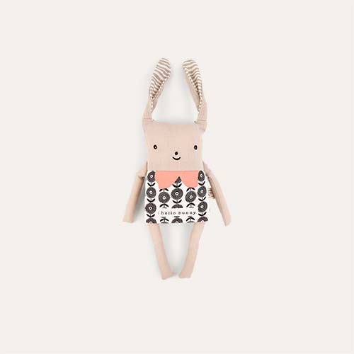 Rabbit Wee Gallery Flippy Friend