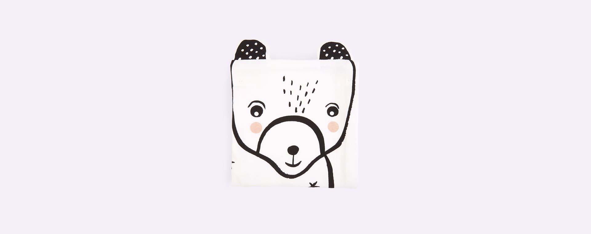 Bear Wee Gallery Snuggle Blanket