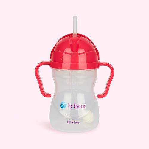 Rasberry b.box Sippy Cup