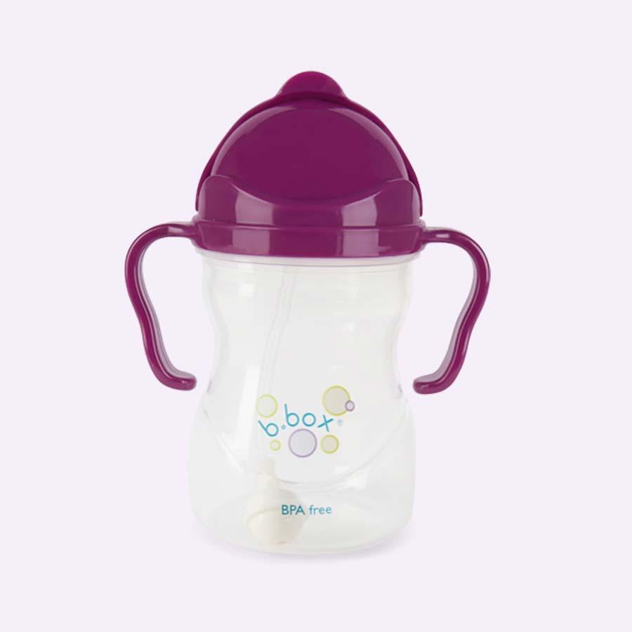 Grape b.box Sippy Cup
