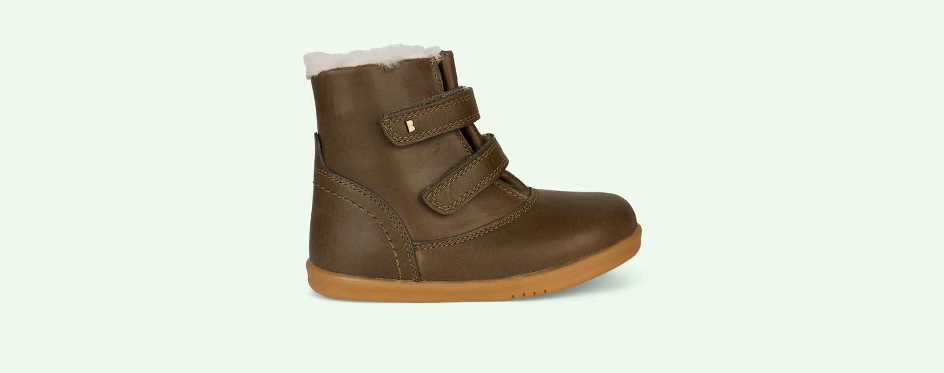 Olive Bobux I-Walk Aspen Winter Boot